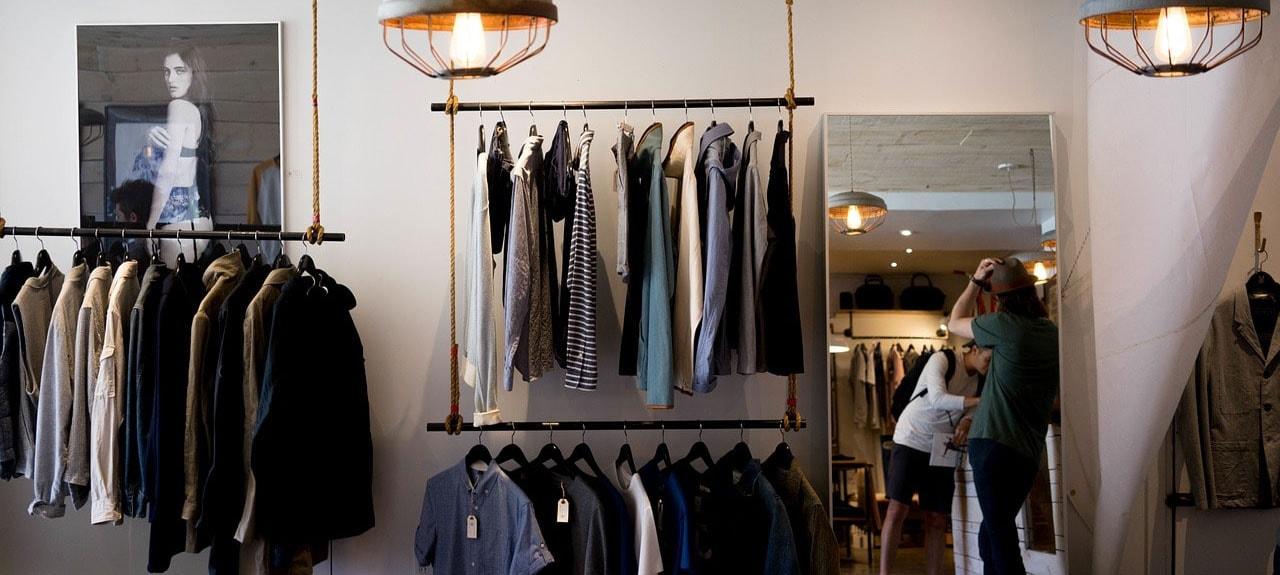 Boutique fashion pour homme