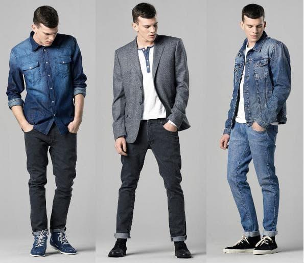 Coupe De Jeans Homme