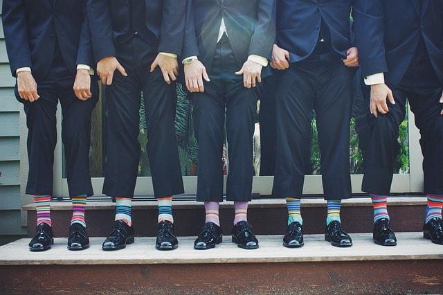bien porter chaussures homme