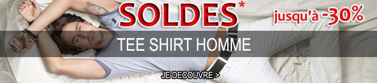 solde tee shirt homme