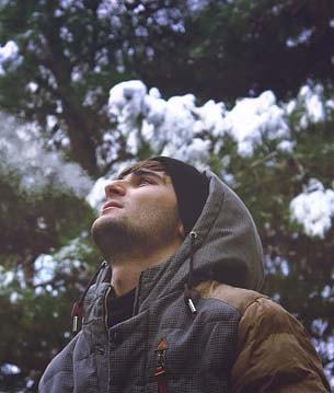Survêtement en hiver