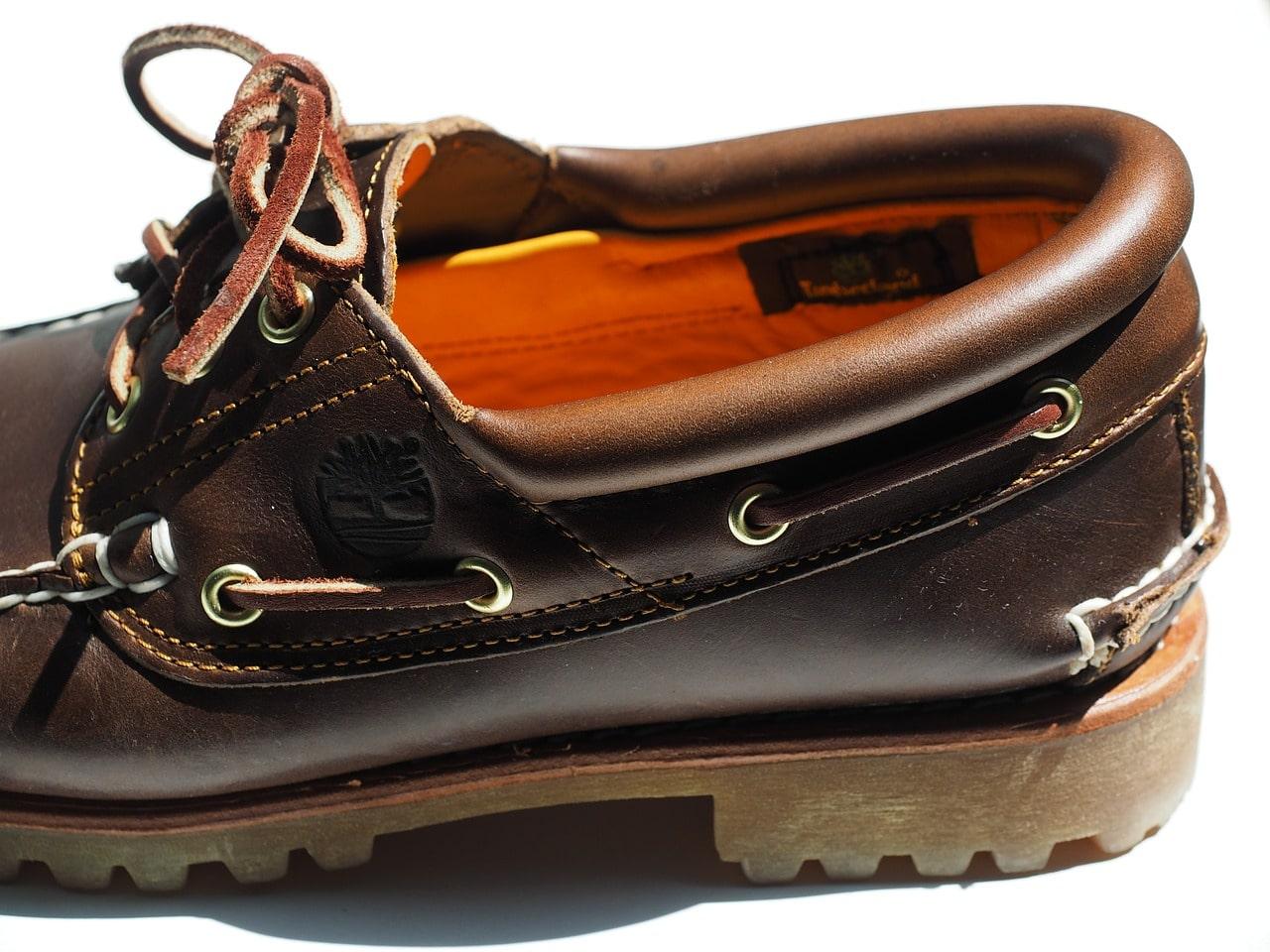 chaussure bateau ville