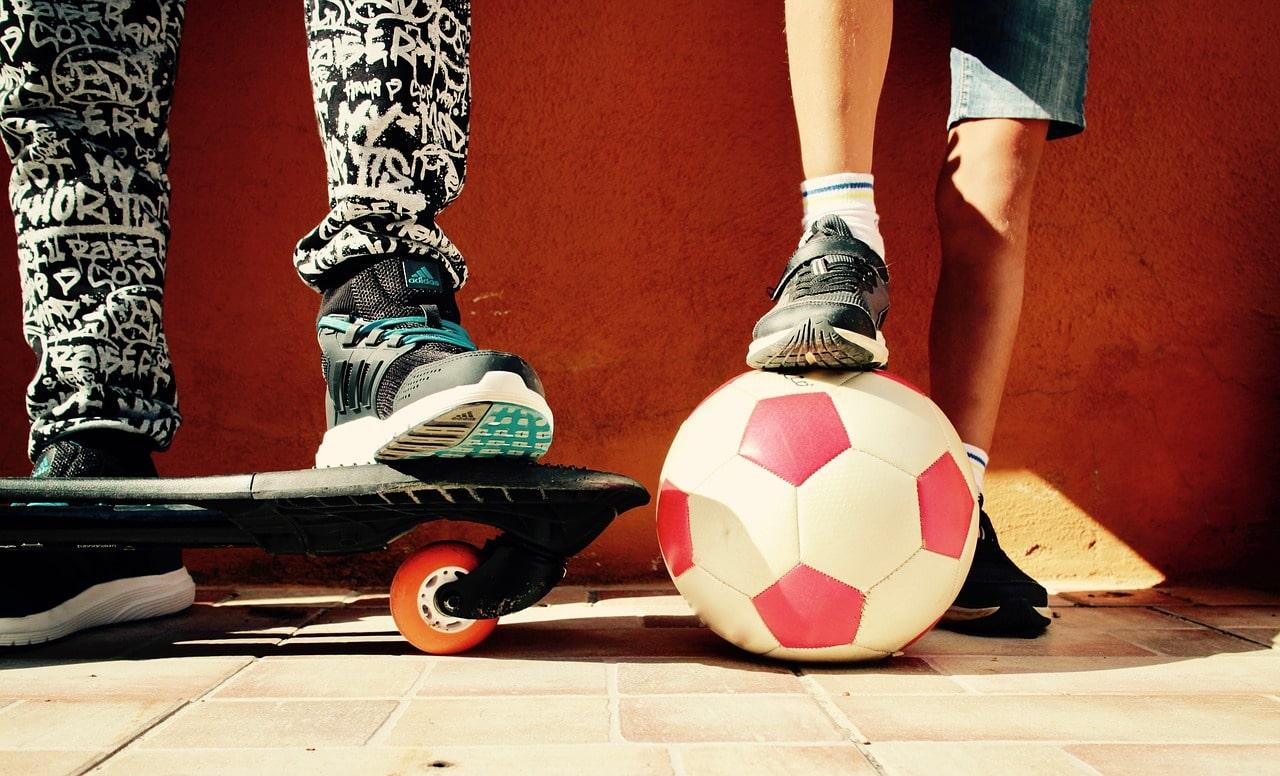 Quelle chaussure homme porter pour activités sportives ?