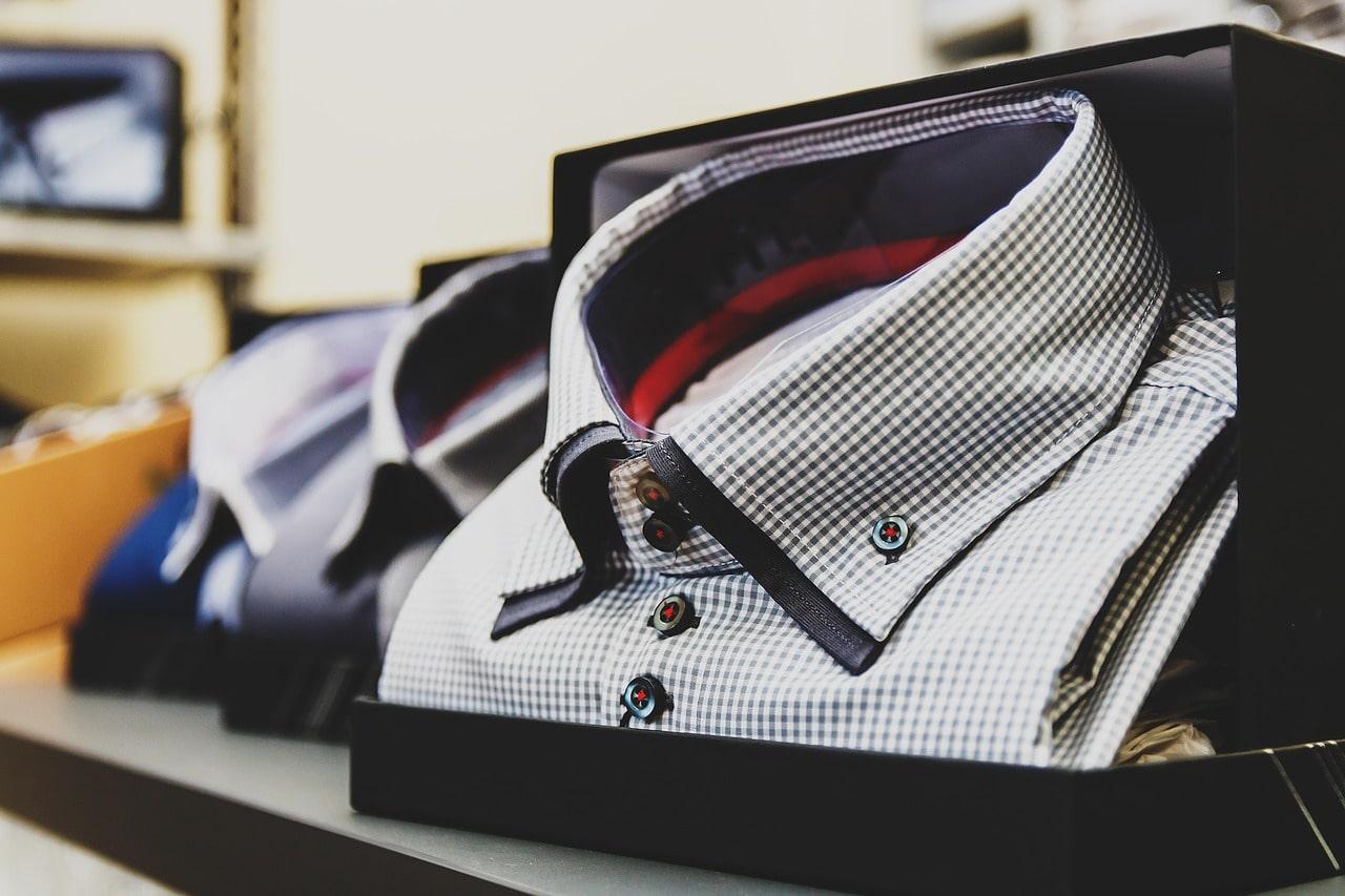 chemise cintrée