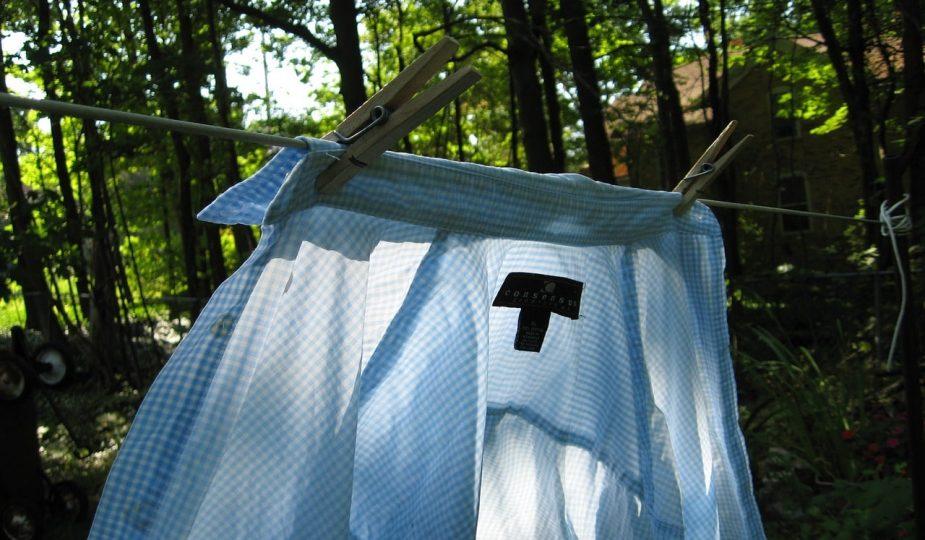nettoyer chemise