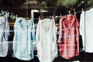 sécher chemise