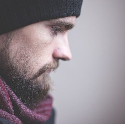 bonnet noir pour homme