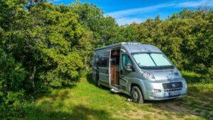 camping car pour l'été