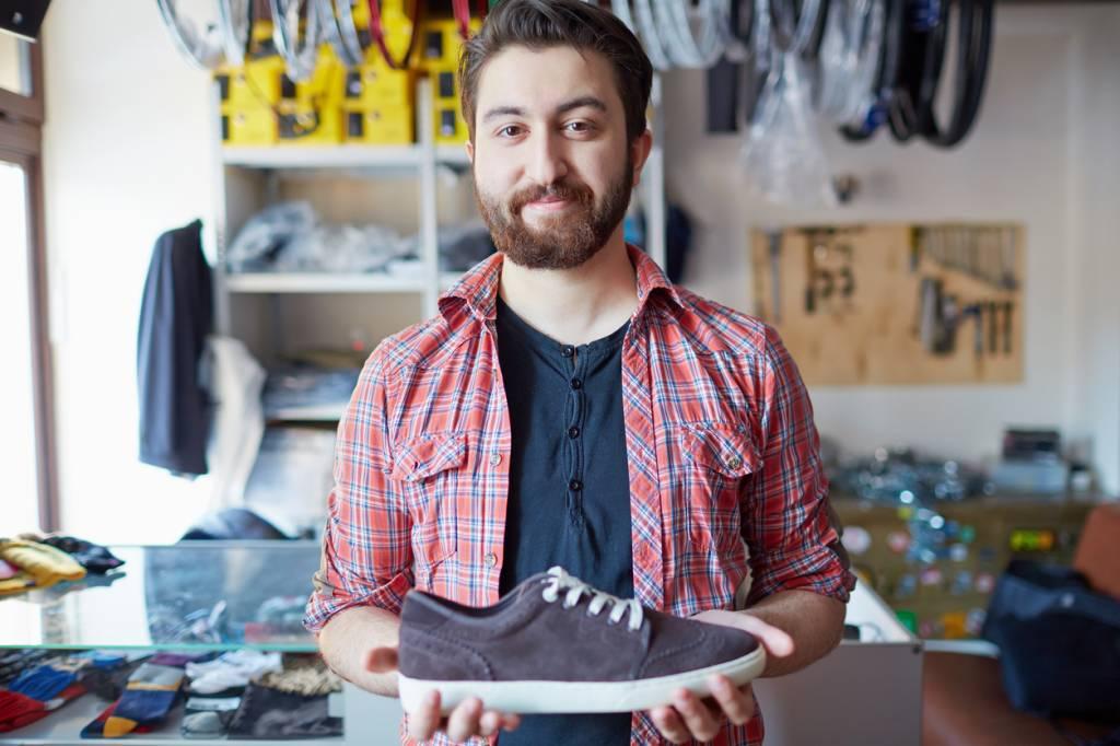 achat revente de sneakers
